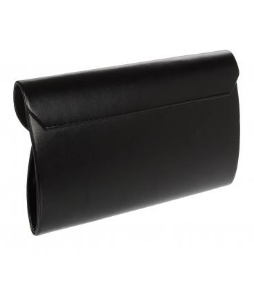 Černá matné psaníčko S18SM004BLC - GROSSO