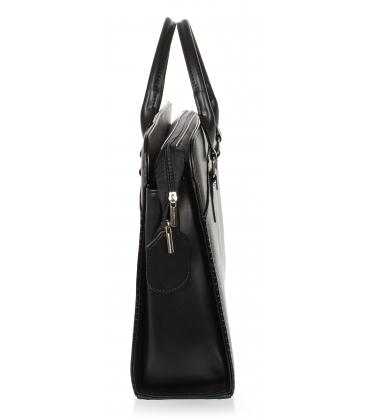 Čierna matná taška na notebook A18SM065BLC - GROSSO