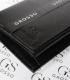 Pánska kožená čierna peňaženka TM-34R- 034 BLACK