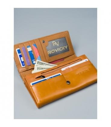Dámska bledomodrá elegantná peňaženka PN27-RS N Blue
