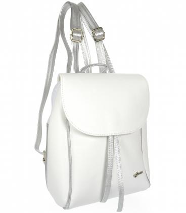 Bílo-zlatý batoh 20B001WHT