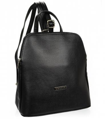 Čierny športový ruksak 20B003