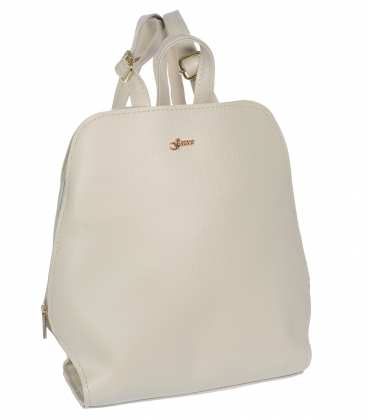 Bézs sport hátizsák 20B003