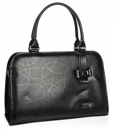 Černá elegantní kabelka JWD0001BLACK