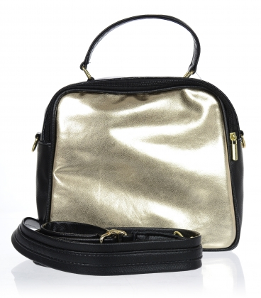 Fekete és arany színű táska JCB0004BLACKGOLD