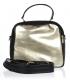 Čierno-zlatá crossbody taška JCB0004BLACKGOLD