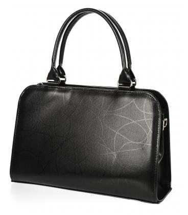 Čierna elegantná kabelka JWD0001BLACK