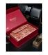 Dámska ružová peňaženka s ornamentmi 8808 pink