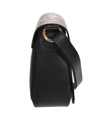 Čierna crossbody kabelka JCS0011black