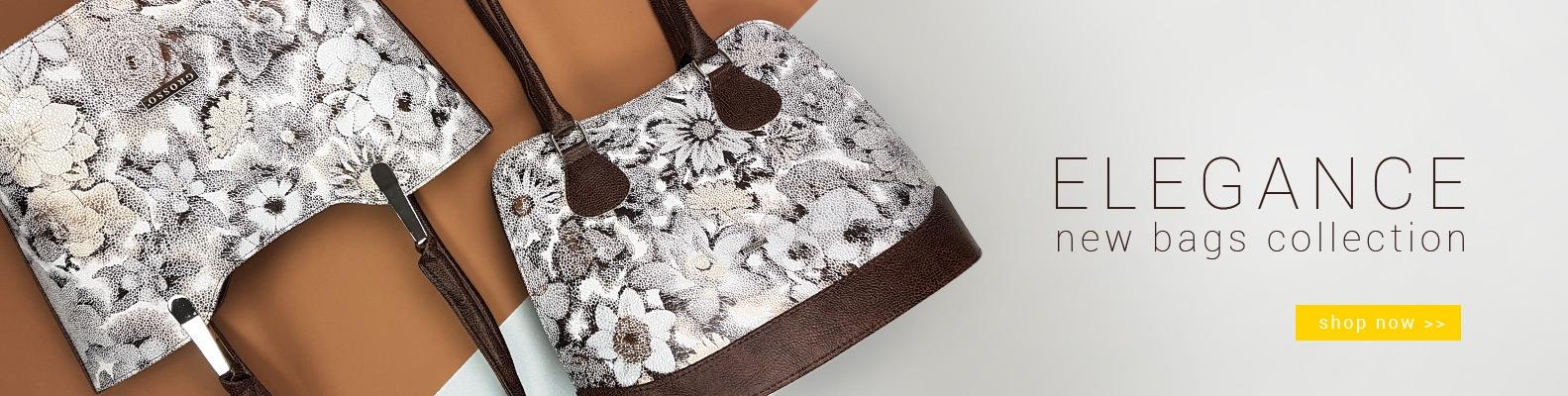 Tavaszi táska kollekció - Grosso 7651b00df8